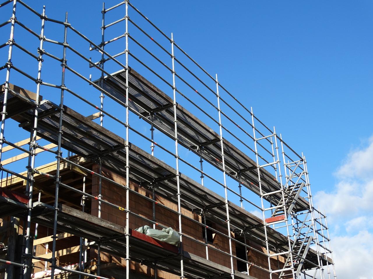 Sanierung Baugerüst Paderborn
