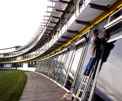 Infrastrukturelle Gebäudedienste Paderborn